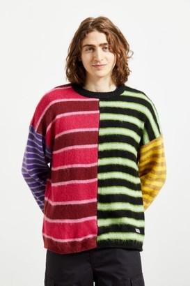 The Ragged Priest Ragged Jeans Multi-Stripe Sweater