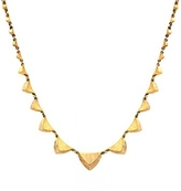 House of Harlow 1960 Jewelry Pyramid Station Necklace