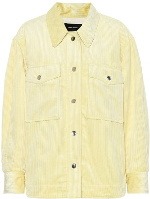 Isabel Marant Marvey corduroy jacket