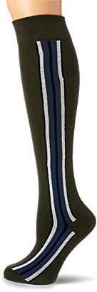 Hudson Women's Ath-Luxury Knee-High Socks