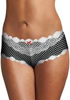 Maidenform Cheeky Women`s Scalloped Lace Hipster - Best-Seller