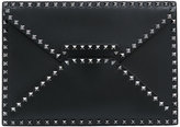 Valentino Garavani Valentino Rockstud clutch - men - Calf Leather/metal - One Size