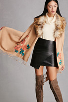 Forever 21 FOREVER 21+ JayLey Collection Poncho
