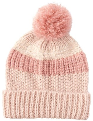 Love And Lore Mixte Texture Hat Blush Pink