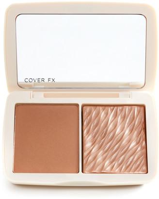 Cover Fx Monochromatic Bronzer Duo