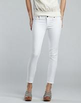 Charlie Skinny Capri Jeans