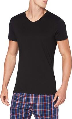 Puma Men's Basic V Neck T-Shirt Multipack Base Layer top