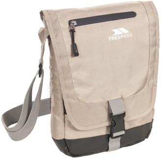 Trespass Strapper Shoulder Bag (2.5 Litres) (One Size) (Sandy)
