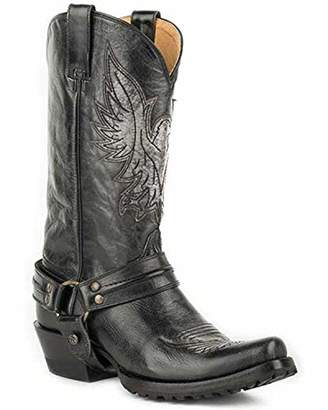 Roper Men's Moto Eagle Western Boot