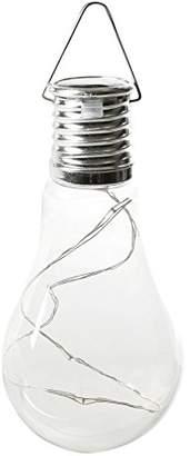 clear Cogex 403766 Solar Power LED Light Bulb Glass