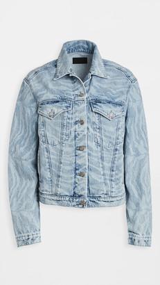 RtA Erika-Oversized Boyfriend Jacket