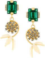 Marni embellished dangle earrings