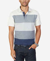 Nautica Men's Slim-Fit Graduated Striped Polo