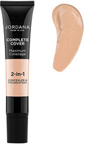 Jordana Complete Cover 2 In 1 Concealer & Foundation - Creamy Natural