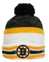 Reebok Center Ice Team Pom Knit Toque - Boston Bruins