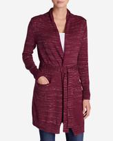 Eddie Bauer Women's Daydream Space-Dye Wrap Sweater