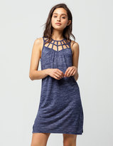 Others Follow Strappy Cage Dress