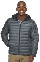 Columbia Big & Tall Elm Ridge Hooded Puffer Jacket