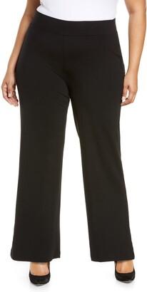 NYDJ Women's Straight Leg Ponte Pants