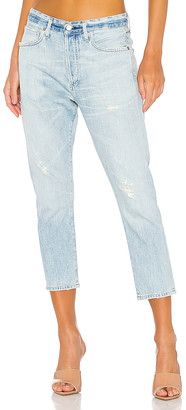 Citizens of Humanity Corey Crop Slouchy Slim