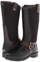 Chooka Windsor Riding Boot (Brown) Women's Rain Boots