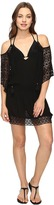 Becca by Rebecca Virtue Poetic Cold Shoulder Dress Cover-Up
