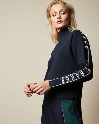 Ted Baker YSEENA branded jumper