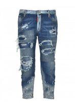 DSQUARED2 Stretch Cotton Jeans