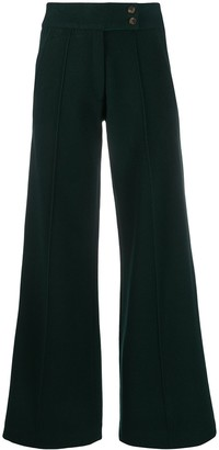 Societe Anonyme Pauline wide-leg trousers