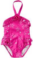 Gymboree Starfish 1-Piece Swimsuit