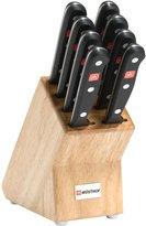 Wusthof Steak Block Set Gourmet - 9 pc