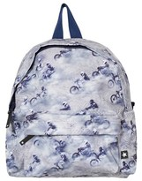 Molo Biker Race Print Backpack