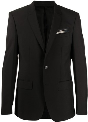 Givenchy Double Stripe Blazer