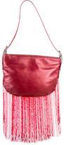 Fendi Beaded Fringe Shoulder Bag