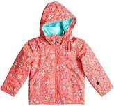 Roxy Mini Jetty Hooded Jacket - Toddler Girls'