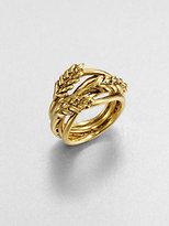 Wraparound Wheat Ring