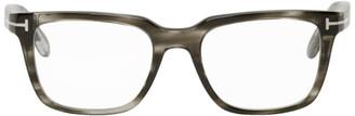Tom Ford Green Square Glasses
