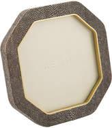 AERIN Shagreen Octagonal Frame