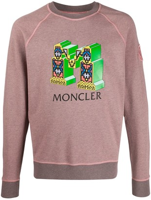 Moncler Genius 1952 Graphic Logo Sweatshirt