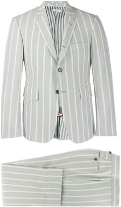 Thom Browne Banker Stripe classic suit