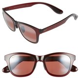 Maui Jim Women's Hana Bay 51Mm Polarizedplus2 Sunglasses - Burgundy/ Maui Rose