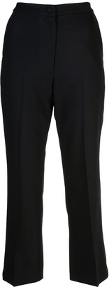 PARTOW Hadley cropped trousers