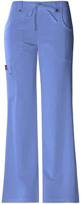 Dickies 82011 Womens Cargo Scrub Pants - Junior Petite