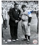 Steiner Sports Framed Yogi Berra & Babe Ruth Signed Photo