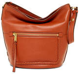 Cole Haan Celia Leather Bucket Hobo