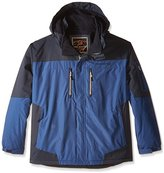 Free Country Men's Big Ripstop Mid-Weight Jacket