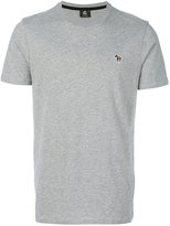 Paul Smith zebra embroidered T-shirt