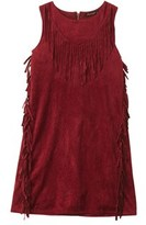 Splendid Ella Moss Girls' Burgundy Cali Dress.