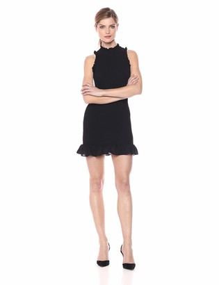 LIKELY Women's Tate Allover Smocked Cocktail Dress