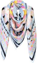 Marc Jacobs Square scarves